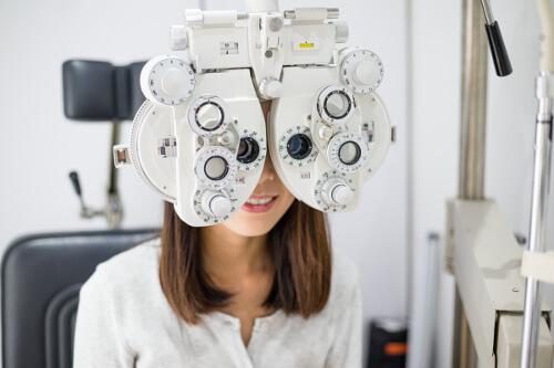 czas trwania badania optometrycznego