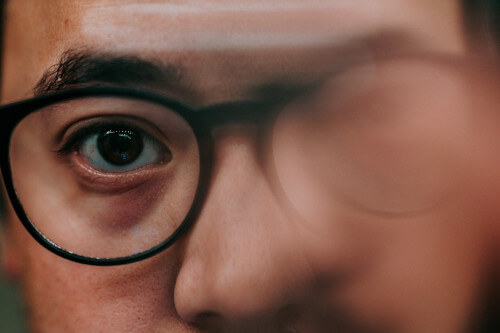 złe parametry okularów i soczewek