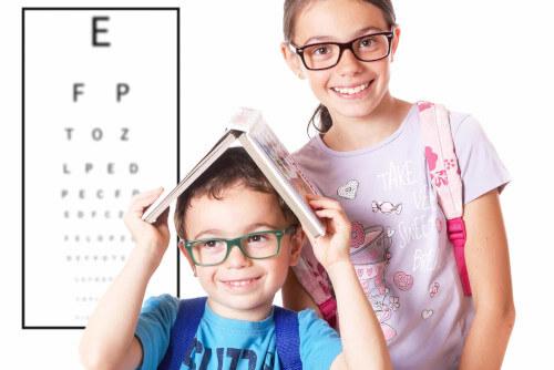 badanie wzroku u dzieci