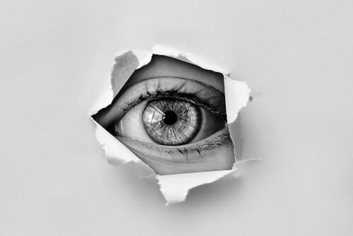 oczopląs - mimowolne ruchy oczu