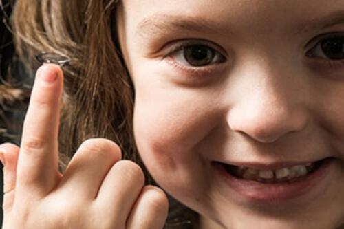 soczewki kontaktowe dla dzieci