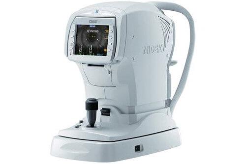 tonometr badanie ciśnienia wewnątrzgałkowego