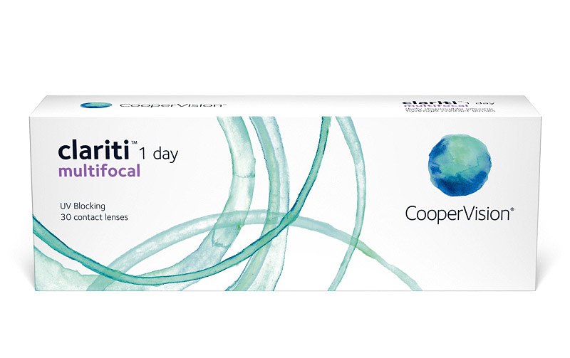 Clariti® 1 Day Multifocal 30 szt.