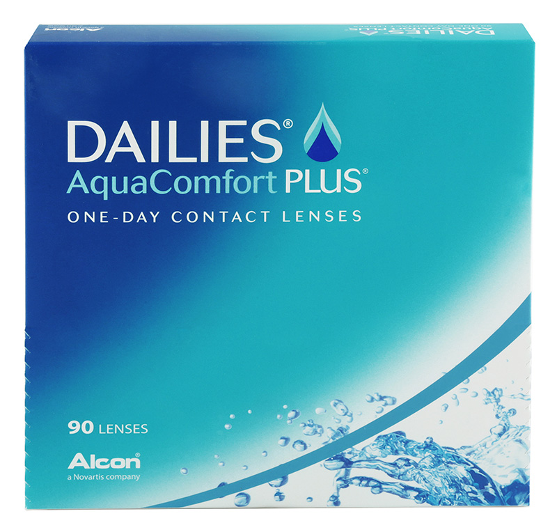 DAILIES® AquaComfort Plus® 90 szt.