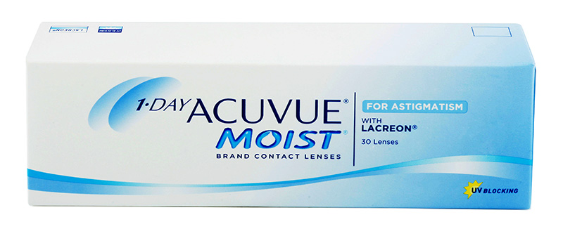 Acuvue® 1-DAY Moist for Astigmatism 30 szt.
