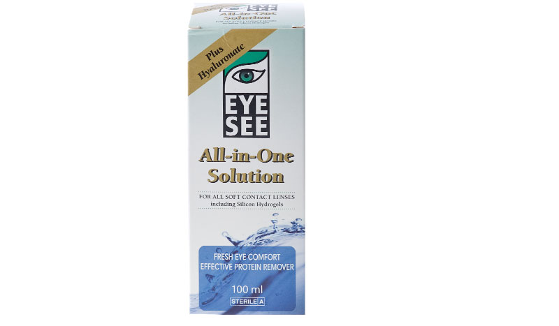 EYE SEE z hialuronianem 100 ml