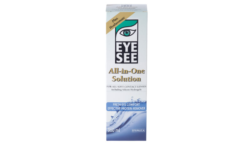 EYE SEE z hialuronianem 360 ml