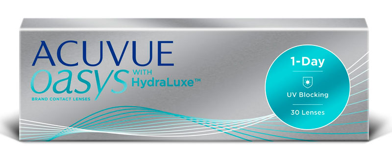 ACUVUE® OASYS 1-Day 30 szt. + krem GRATIS!(do 2 op.)