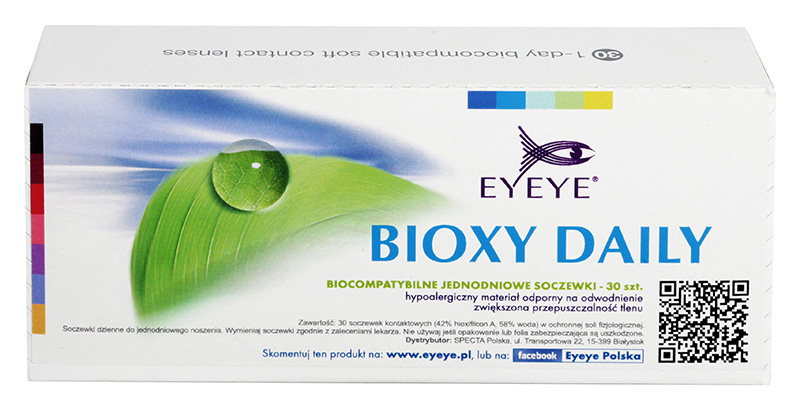Eyeye Bioxy Daily 90 szt.