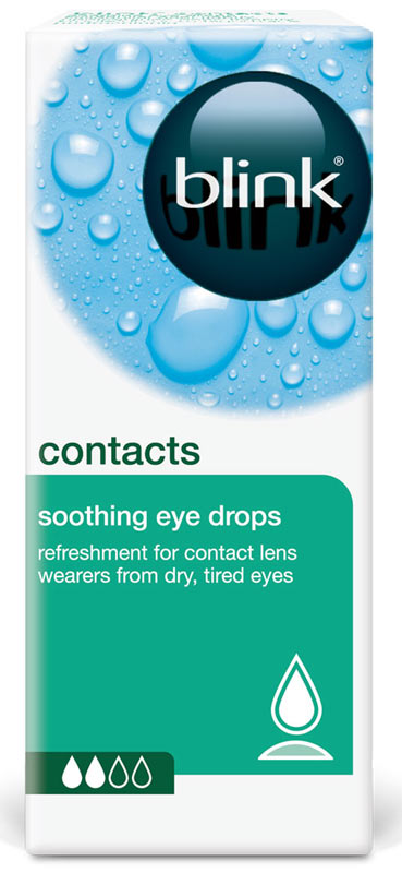 Blink Contacts Soothing Eye Drops™ 10 ml