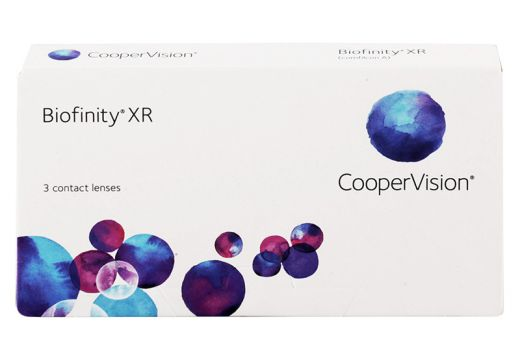 Biofinity® XR 3 szt.