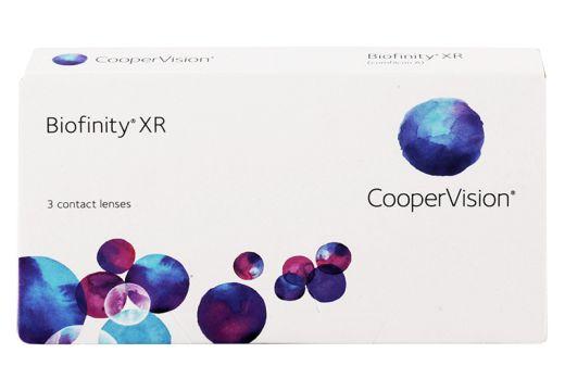 Biofinity® XR 3 szt.