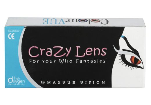 Crazy Lens RX 2 szt - z mocami