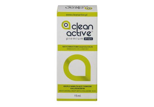 Clean Active Premium Drops 15 ml