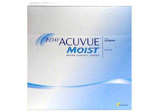 1-DAY ACUVUE® MOIST 90 szt.