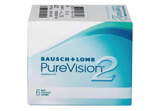 PureVision® 2 HD 6 szt.