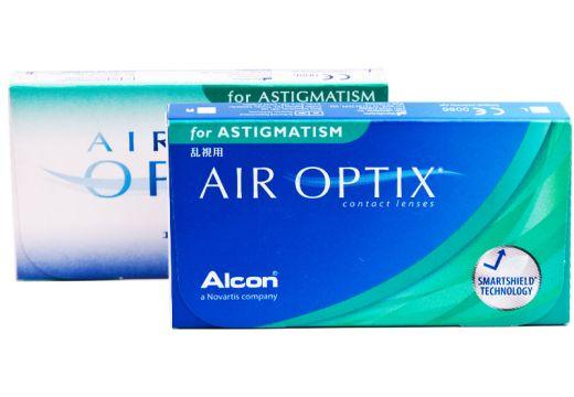 Air Optix® for Astigmatism 6 szt. WYBRANE MOCE WYPRZEDAŻ!