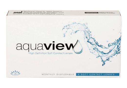 AquaView Monthly 6 szt.