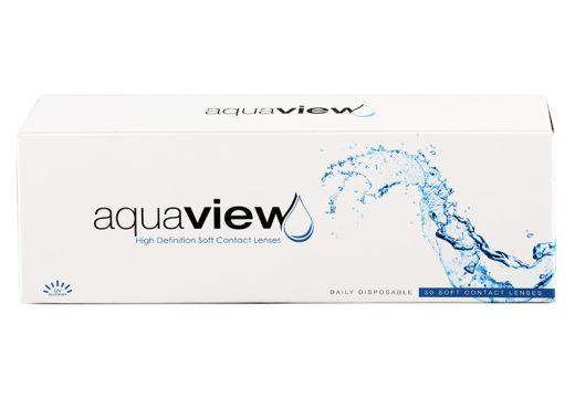 AquaView Daily 180 szt.