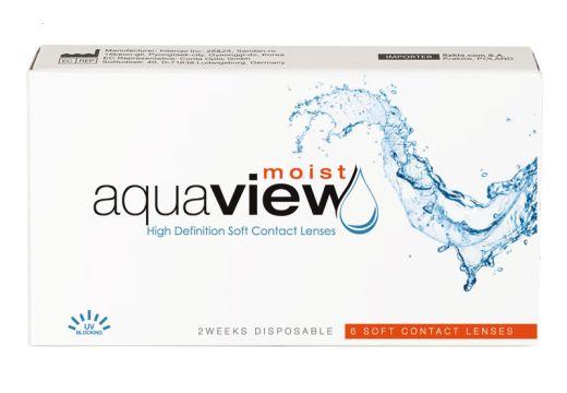 AquaView Moist 2 weeks 6 szt.