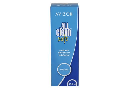 Avizor All Clean Soft 500 ml