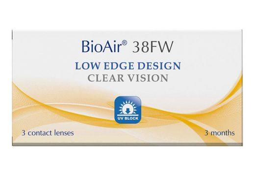 BioAir 38FW 3 szt.