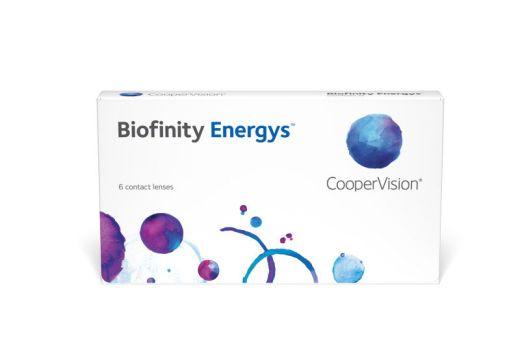 Biofinity Energys™ 6 szt.
