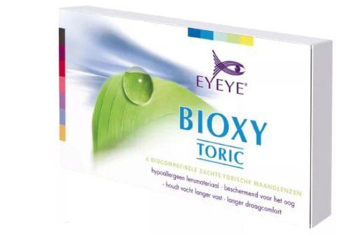 Eyeye Bioxy™ Toric 6 szt.