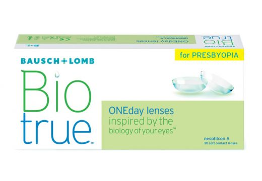 Biotrue® ONEday for Presbyopia 30 szt.