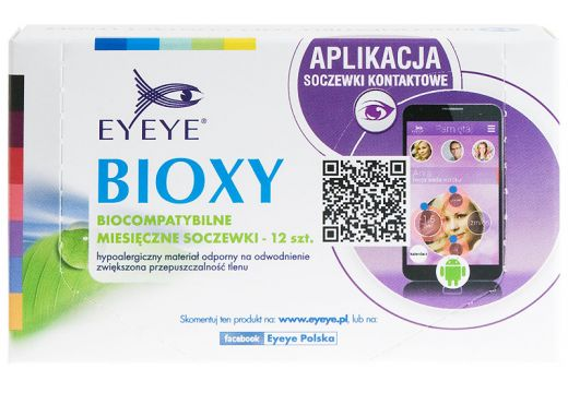Eyeye Bioxy™ 12 szt.