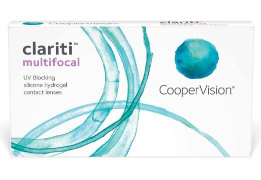 Clariti® Multifocal 3 szt.