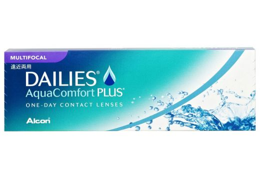 Dailies® AquaComfort Plus® Multifocal 30 szt.