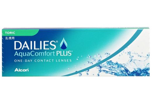 Dailies® AquaComfort Plus® Toric 90 szt.