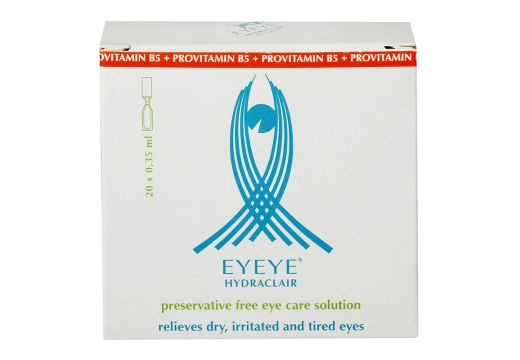 Eyeye Hydraclair™ z prowitaminą B5 20 x 0.35 ml