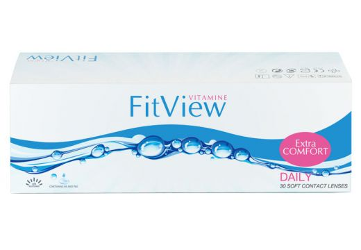 FitView Vitamine Daily 90 szt.