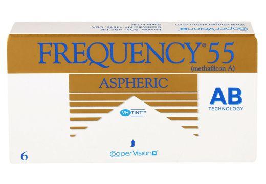 Frequency 55 Aspheric 6 szt.
