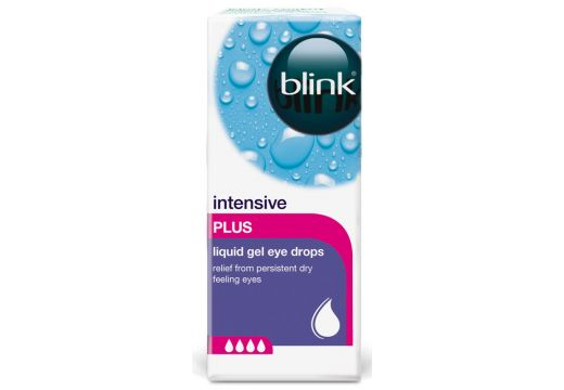 blink® intensive PLUS 10 ml