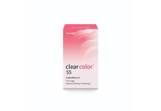 Clearcolor 55 2szt.- zerówki