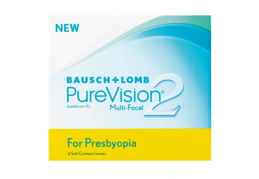 PureVision® 2 HD for Presbyopia (Multifocal) 6 szt.