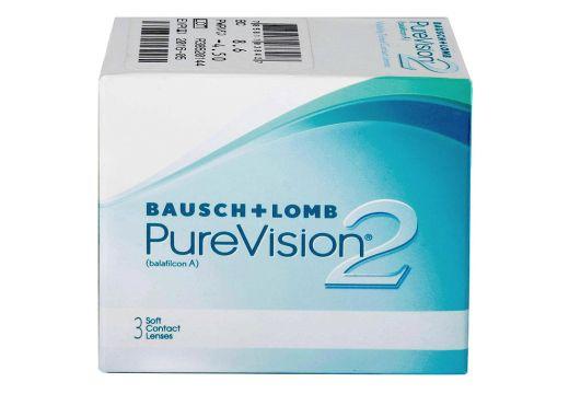 PureVision® 2 HD 3 szt.