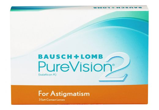 PureVision® 2 HD for Astigmatism 6 szt.
