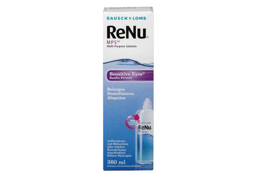 ReNu® MPS™ 120 ml dla wrażliwych oczu