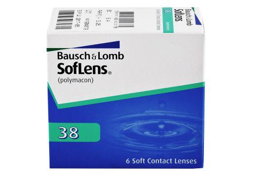 SofLens® 38 - 6 szt.