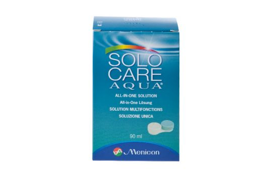 SOLO-Care AQUA™ 90 ml - idealny do samolotu!