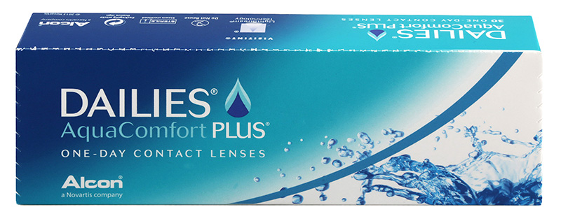 DAILIES® AquaComfort Plus® 30 szt.