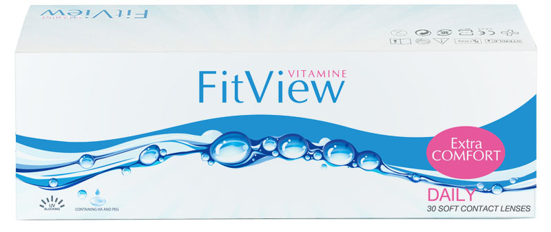 FitView Vitamine Daily 30 szt.