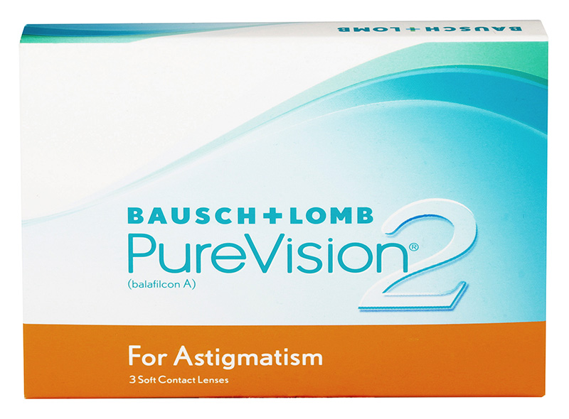 PureVision® 2 HD for Astigmatism 3 szt.