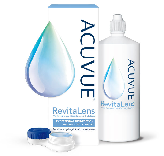 ACUVUE® RevitaLens® 100 ml