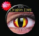 soczewki kolorowe Crazy Lens Dragon Eyes