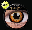 soczewki kolorowe Crazy Lens Twilight